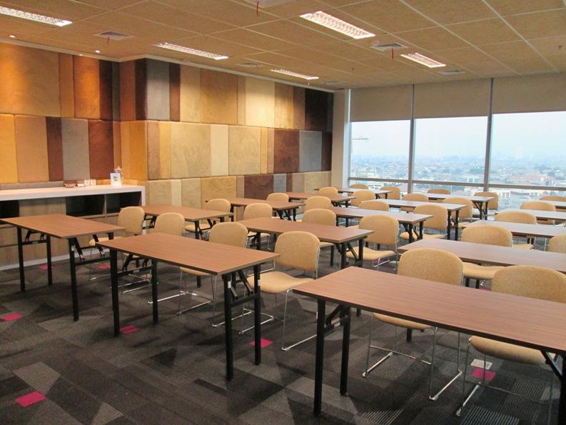Ruang Kelas Yang Nyaman Di Jakarta Xwork Blog