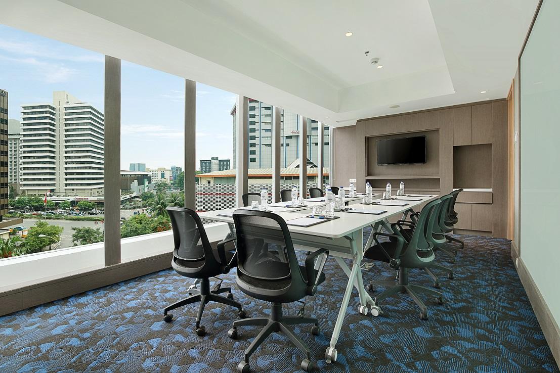 5 Ruang Meeting Murah Di Hotel Jakarta Pusat