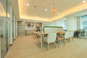 Co-Working Space dengan Concierge