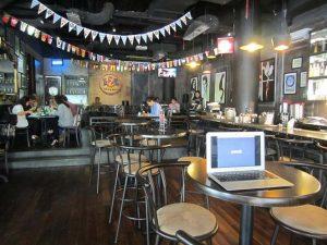 Ruang Acara BnB Restaurant