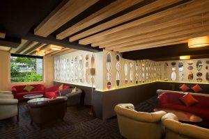 Ruang Acara Mezza Lounge