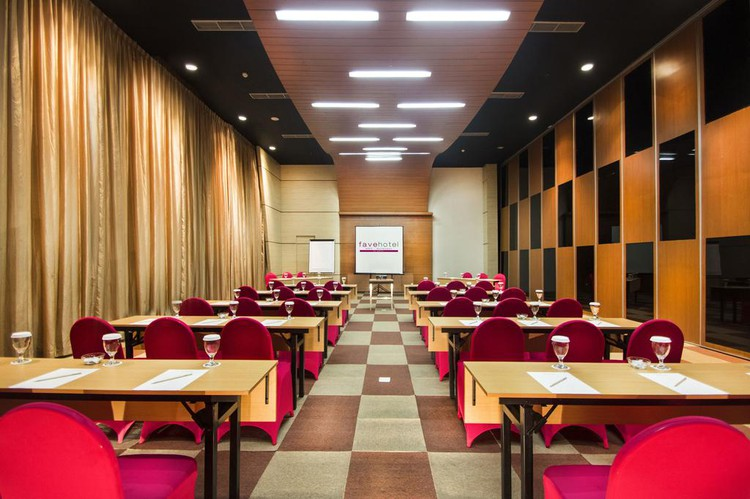 recommended meeting room