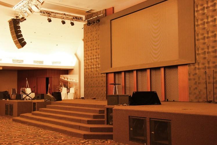 Ballroom Strategis di Jakarta