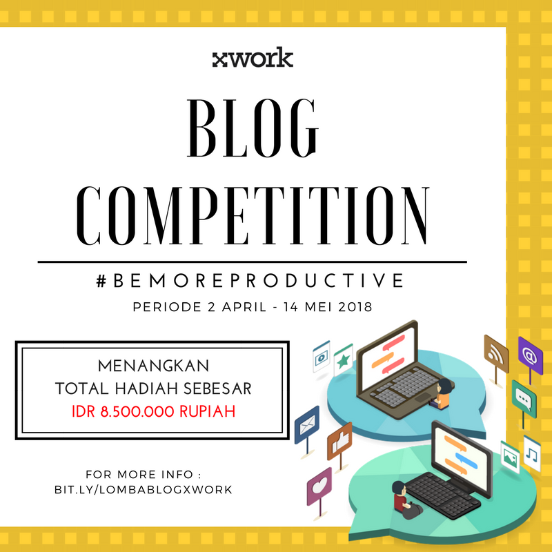 Banner Xwork Blog Competition